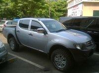 Mitsubishi: jual mobil Mistsubishi Strada Triton 2014 double Cabin