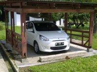 Mitsubishi: Jual Mirage Akhir Nov Kredit/Cash