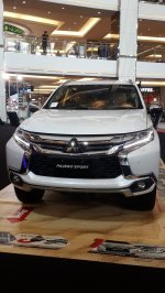 Jual Mitsubishi: Pajero Sport Dakar Ultimate 4X2 AT