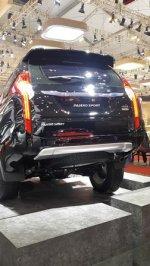 Mitsubishi: All New Pajero Sport Dakar 4X4 AT New Spec (anps dakar 4wd belakang.jpg)