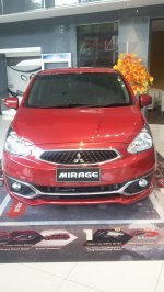 Jual Mitsubishi: New Mirage Exceed DP 14,5Juta