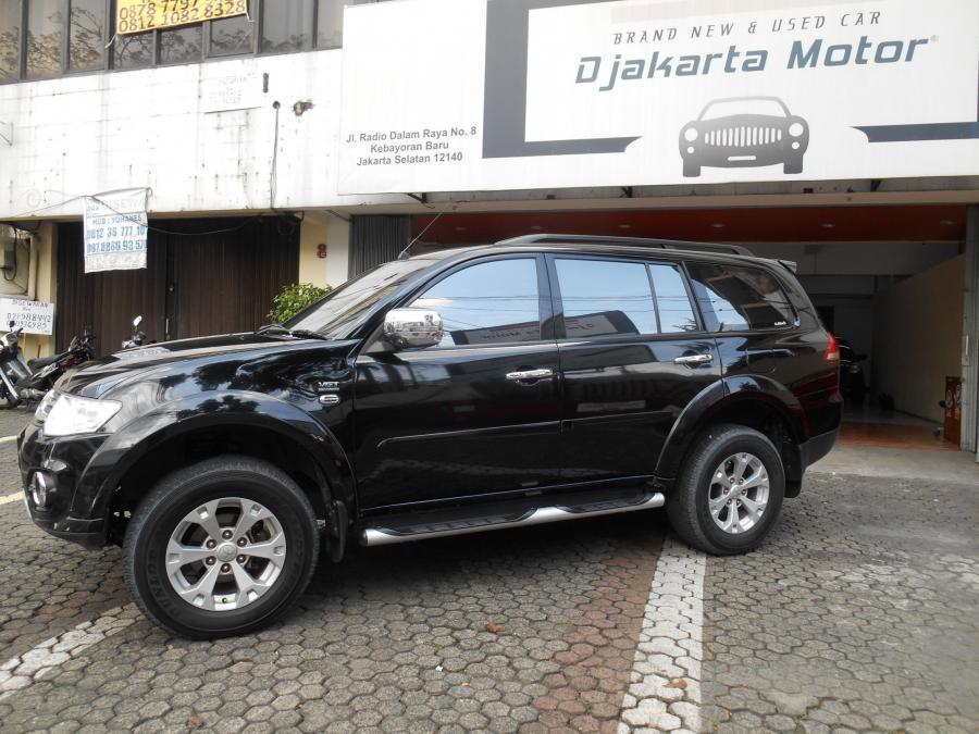All New Mitsubishi Pajero 2014