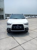 Jual Mitsubishi: Mitsubitshi outlander sport px matic 2013 putih 087876687332