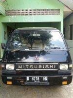 Colt L300: dijual Mitsubishi L300 minibus 2002