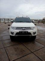 Jual Mitsubishi: Mitsubitshi pajero sport dakar matic 2014 putih low km 08161129584