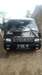 Jual Colt L300: mitsubishi L300 minibus / solar 2002