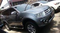 Jual Mitsubishi Pajero Sport: Pajero Dakkar 2014 4x2 Diesel Grey Met Nego Hubungi Ratna