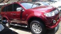 Mitsubishi Pajero Sport: Pajero Exceed Limited 2013 Perawatan Selalu Siap pakai NEGO hub Ratna