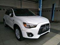 Jual Mitsubishi: Outlander Sport GLS 2014 Putih Apik Mulus Hub Ratna langsung