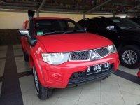 Mitsubishi: Strada Triton 2010 MT 4x4 Merah Nego hub Ratna (IMG-20180127-WA0004.jpg)
