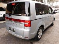 Jual Mitsubishi Delica AT: Delica L 2.0 4x2 AT Th 2014 Silver Hub Ratna Apik Mulus Terawat Baik