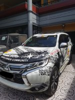 Jual Mitsubishi: Pajero Sport Dakar 2016 Rally Art