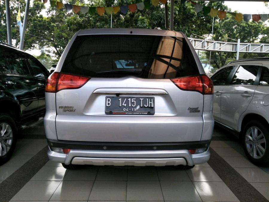 Pajero Sport Exceed Limited 2013 Pajero Mulus Apik Hub