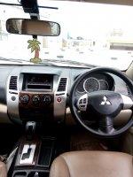 Mitsubishi: Mitsubitshi pajero sport exceed 4x2 diesel matic 2010 hitam (IMG20180131120833.jpg)