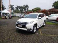 Mitsubishi: jual pajero 2016  2,5 diesel automatic km rendah