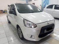 Jual Mitsubishi Mirage Exceed AT 2015/2016 (DP cepere)
