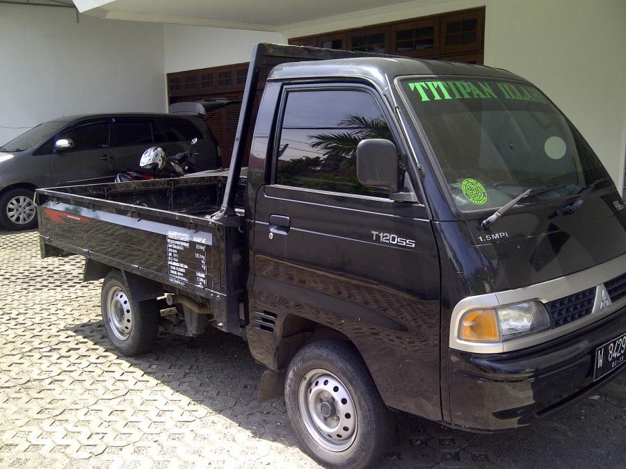 Colt T120 SS Dijual Mobil Pick Up Mitsubishi T120SS 15 Tahun 2013 IMG