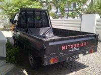 Colt T120 SS: Dijual Mobil Pick-Up Mitsubishi T120SS 1.5 tahun 2013 (IMG-20161017-00798.jpg)