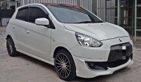 Jual Mitsubishi: harga mobil Mirage gls sporty at 2015 jakarta