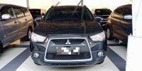 Jual Outlander Sport: harga mobil Mitsubishi Outlander 2013 PX AT hitam