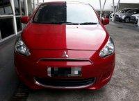 harga mobil Mitsubishi Mirage 2012 merah Exceed AT (IMG_20180409_153001.jpg)