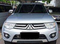 Jual harga mobil Mitsubishi Pajero sport 2014 Exceed silver