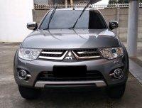 Jual harga mobil Mitsubishi Pajero sport 2014 Dakar VGT