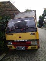 dijual mobil mitsubishi trusk colt diesel 100 ps 2004 kondisi terawat