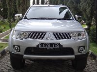 Jual Mitsubishi Pajero Sport Thn 2011 Silver Metalik
