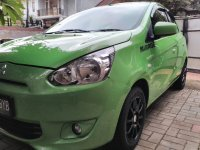 Jual Mitsubishi Mirage Exceed A/T 2013