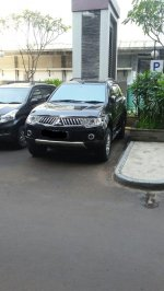 Jual Black Mitsubishi Pajero Sport Exceed 2010/2011