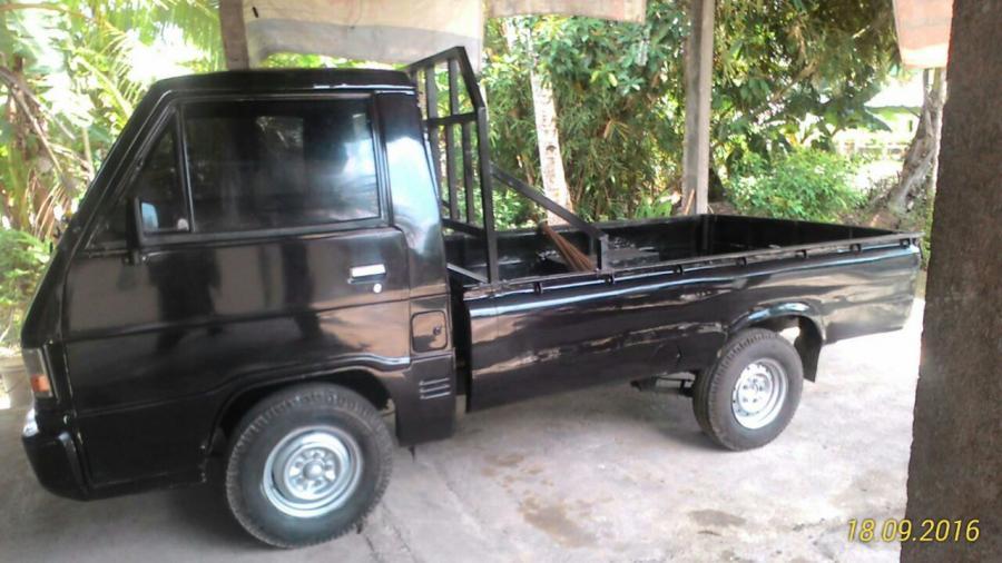 L300 pu bensin th 84 bekas tesen - MobilBekas.com