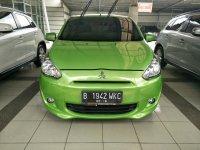 Jual Mitsubishi: Mirage exceed at 2012 Hijau met
