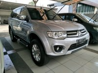 Mitsubishi: Pajero Sport Exceed at Facelift 2013 Silver Met (IMG20180530111140.jpg)