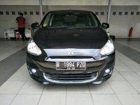 Jual Mitsubishi: Mirage Exceed at 2012 Hitam Metalik Siap pakai
