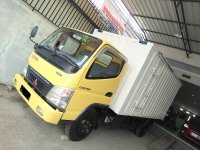 Jual Mitsubishi: Box Canter FE 73-110PS th 2008 Siap Kerja Plat H