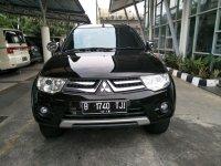 Jual Mitsubishi: Pajero Sport Exceed at 2014 Black Met facelift