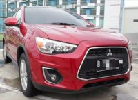 Outlander Sport: Jual Mitsubishi Outlander 2014 Px Red Reborn