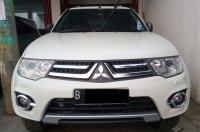 Mitsubishi Pajero Dakar 2014 Putih (DP minim)