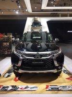 Jual Mitsubishi Pajero Sport: Pajero Dakar 4x2 DP 75 JT
