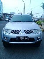 Jual Mitsubishi Pajero Sport 2.5 Exceed AT 2011 Silver Metalik