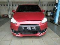 Jual Mitsubishi: mits. Mirage gls at 2015 Merah met