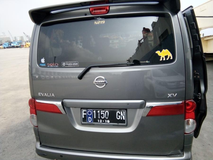 610 Gambar Mobil Nissan Evalia Terbaru