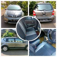 Jual Livina: Nissan x-Gear AT 1.5 grey 2008