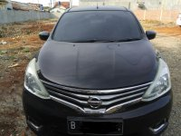 Jual Nissan Grand Livina 1.5 XV CVT AT Warna Hitam   2014 #OVER KREDIT!!!