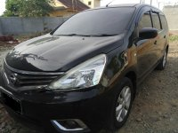 Jual Nissan Grand Livina 1.5 XV CVT AT Warna Hitam 2014