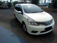 Jual Nissan Grand Livina XV M/T Thn 2014