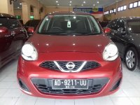 Jual NIssan March Manual Tahun 2014