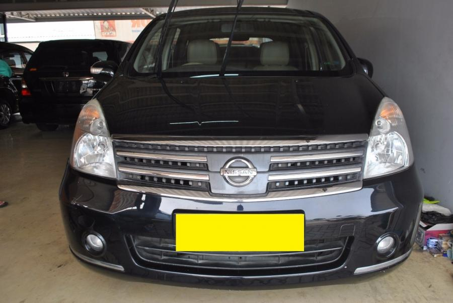 Nissan Grand Livina 1.5 Ultimate AT 2010 - MobilBekas.com