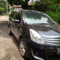 Jual Nissan: Grand Livina XV 1.5 Hitam Metalik